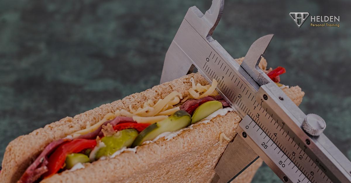 Calorie balans