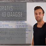 Gratis Video 10 Daagse - Dag 10
