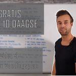 Gratis Video 10 Daagse - Dag 4